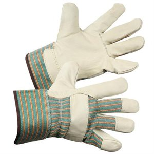 Cowide Unlined Palm Gloves