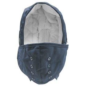 Doublure de casque avec protecteur facial