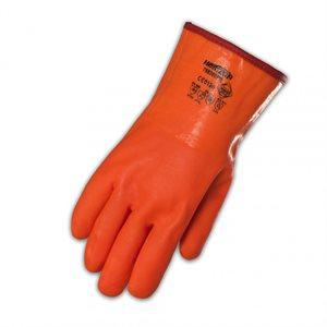 HORIZON PVC HI-VIS coated gloves