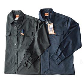 Orange River Stretch long sleeve shirt