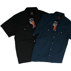 Chemise de travail à manche courte TASK