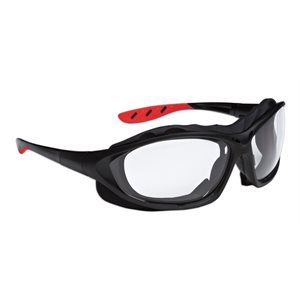 Dynamic Safety Glasses Spectagoggle Clear
