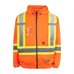 Holmes Workwear hoodie heated