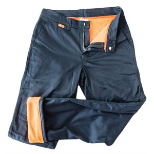 Pantalon doublé ''LOUIS'' Orange River